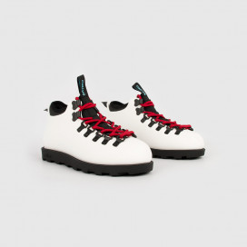 Ботинки Native Shoes  Fitzsimmons Shell White/Jiffy Black