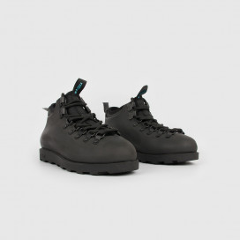 Ботинки Native Shoes  Fitzsimmons Jiffy Black/Jiffy Black