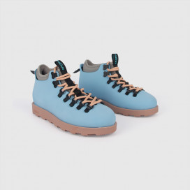 Ботинки Native Shoes Fitzsimmons Sky Blue/Chameleon Pink