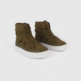 Ботинки Native Shoes Chamonix Utilgr/shlwht