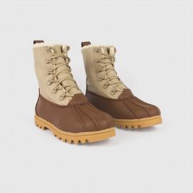 Ботинки Native Shoes Jimmy 3.0 treklite Howlbr/stnbr/gumbr