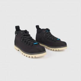 Ботинки Native Shoes Fitzsimmons Treklite Jiffy Black/Dublin Grey/White