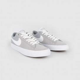 Кроссовки Nike SB Zoom Blazer Low Pro GT Grey/White