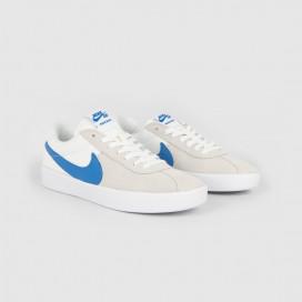 Кроссовки Nike SB Bruin React White/Blue