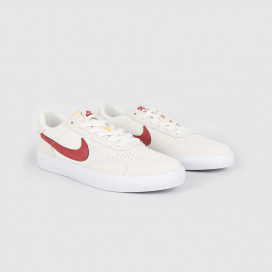 Кроссовки Nike SB Heritage Vulc Summit White/Gym Red