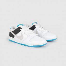 Кроссовки Nike SB Dunk Low Pro White/Neutral Grey-Black/Noir