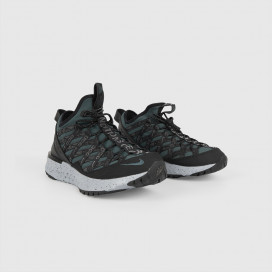 Кроссовки NIKE ACG React Terra Gobe Deep Jungle/Black-Wolf Grey