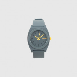 Часы Nixon Time Teller A119-1244-00 Matte Steel Gray