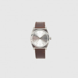Часы Nixon Time Teller Pack A1137-2872-00 All Silver Brown Tan