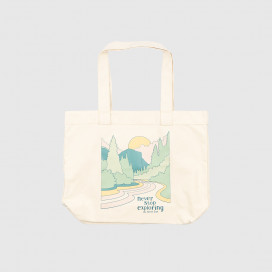 Сумка The North Face Cotton Tote VTGHALFIER