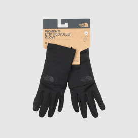 Перчатки Женские The North Face Etip Recycled Glove W Black