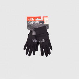 Перчатки The North Face  Women's Etip Hardface Glove Black
