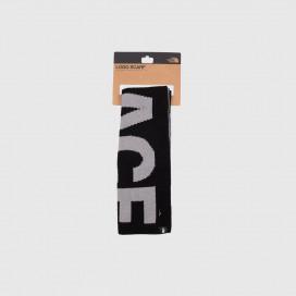 Шарф The North Face Logo Scarf (OS) Medium Grey Heather/Black