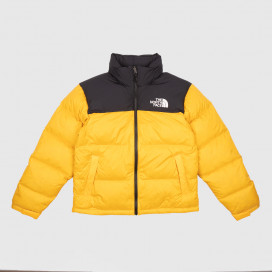 Куртка The North Face Nuptse Retro Jacket 1996 Yellow