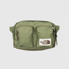 Сумка на пояс The North Face Kanga Green