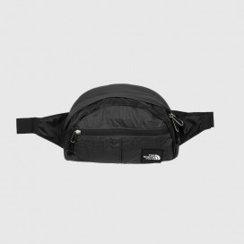 Сумка на пояс The North Face Flyweight Lumbar Asphltgr/Black