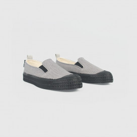 Кеды Novesta Slip-On Japan Denim Grey