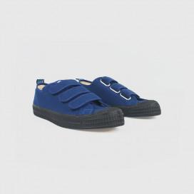 Кеды Novesta Star Master Velcro Blue/Black