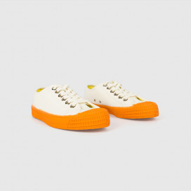 Кеды Novesta Star Master Color Sole White/Orange