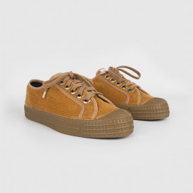 Кеды Novesta Star Master Corduroy Light Brown