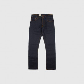 Джинсы Nudie Dude Dan Dry Midnight Selvage
