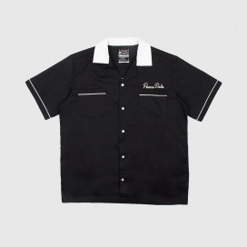 Рубашка Peace Date Strike Shirt Black/ White
