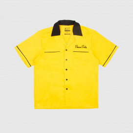 Рубашка Peace Date Strike Shirt Yellow/Black