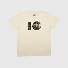 Футболка Peace Date Anniversary T-shirt Cream