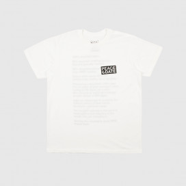 Футболка Peace Date Recycled T-Shirt White