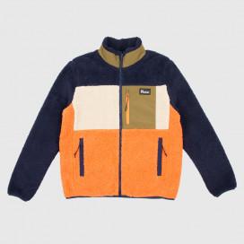 Толстовка Penfield Mattawa Sherpa Fleece Outdoor Orange