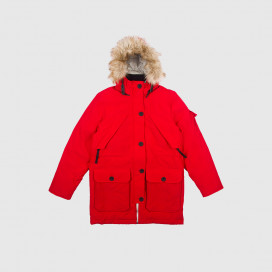 Куртка женская Penfield HOOSAC FF Jacket Tango Red