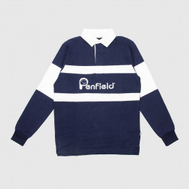 Толстовка Penfield Mens Cass Rugby Sweat Navy
