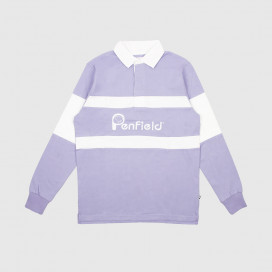 Толстовка Penfield Mens Cass Rugby Sweat Persian Violet