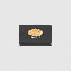 Кошелек Polar Bubble Logo Key Wallet Black