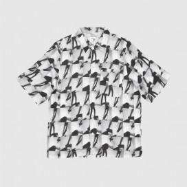 Рубашка Polar Sequence Art Shirt Black
