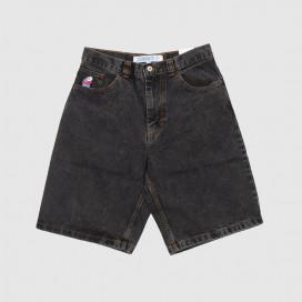 Шорты Polar  Big Boy Shorts Washed Black