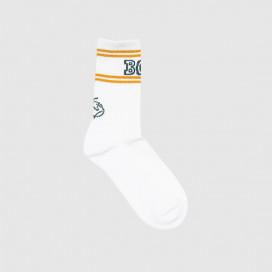 Носки Polar Big Boy Socks white/teal/orange