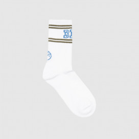 Носки Polar Big Boy Socks white/army/blue