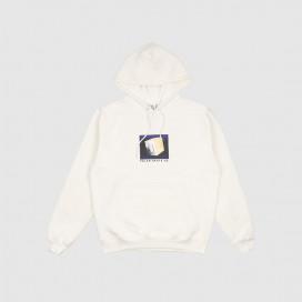 Толстовка с капюшоном Polar Isolation Hoodie Cloud White