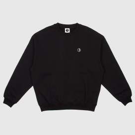 Толстовка Polar Team Crewneck Black