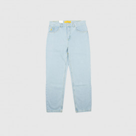 Джинсы Polar 90's Jeans Bleach Blue