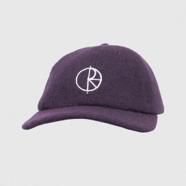 Кепка Polar Boiled Wool Cap Plum
