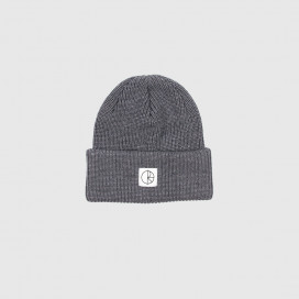 Шапка Polar Double Fold Merino Beanie Heather Grey