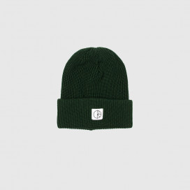 Шапка Polar Double Fold Merino Beanie Dark Green