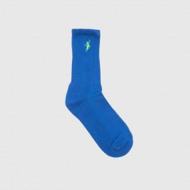 Носки Polar No Comply Socks Blue/Blue