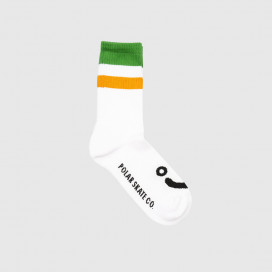 Носки Polar Happy Sad Socks Stripes Green