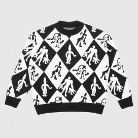 Свитер Polar Emile Knit Sweater Black