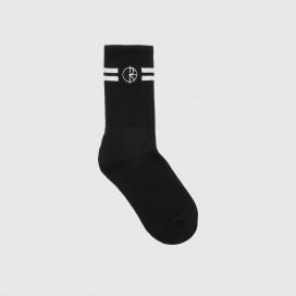 Носки Polar Stroke Logo Socks Black