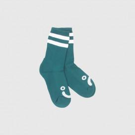Носки Polar Happy Sad Socks Dark Green
