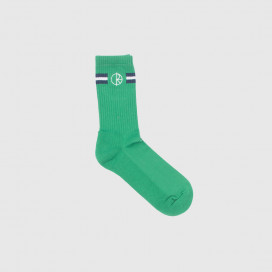 Носки Polar Stroke Logo Socks Green/Navy
